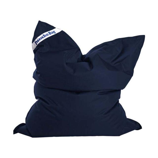 Jumbo Coussin de sol bag bleu jeans