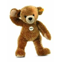 Steiff - 12662 Peluche Ours Teddy Happy Brun Clair