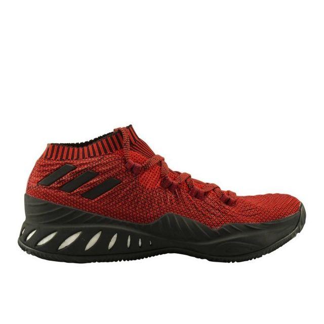 5918b3c8f08 Adidas - Chaussure de Basketball Crazy Explosive Low 2017 Rouge pour homme  Pointure - 46 - pas cher Achat   Vente Chaussures basket - RueDuCommerce