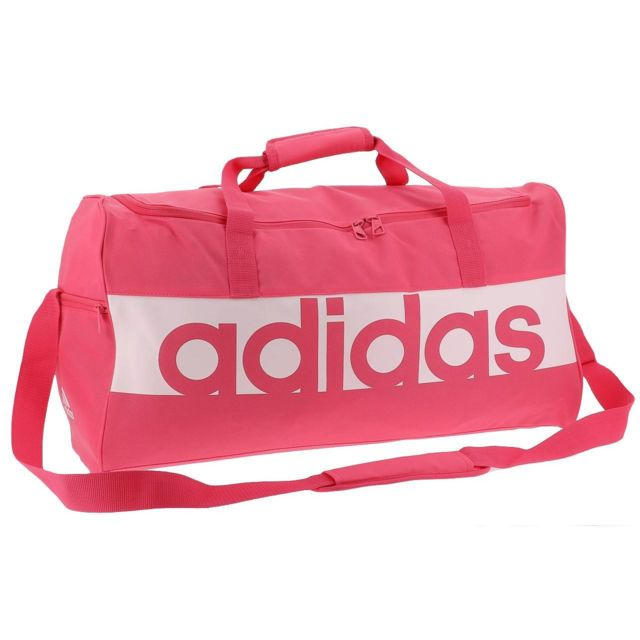20146f4a66 Adidas - Sac de sport Lin per tb m rose Rose 46712 - pas cher Achat ...