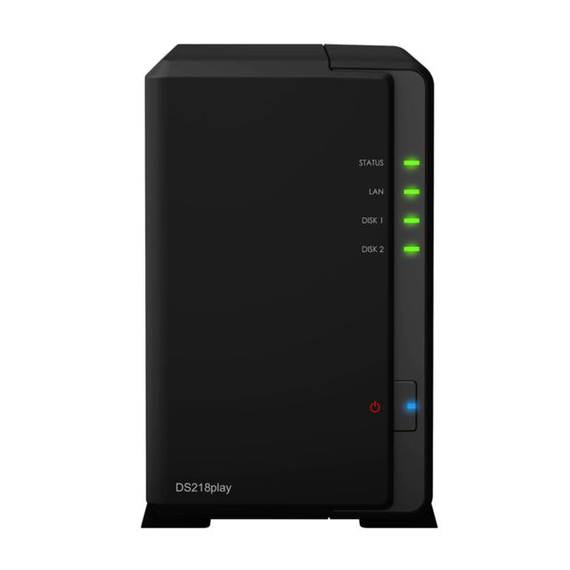 SYNOLOGY - DS218play - 2 baies