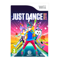 UBISOFT - Just Dance 2018 - Wii