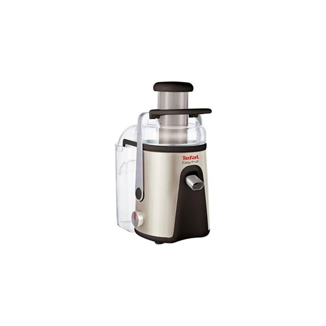 Tefal Centrigugeuse Easy Fruit 700W Inox Ee