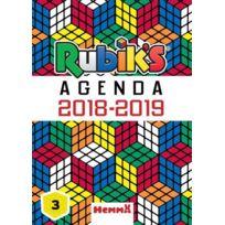 Hemma - rubik's agenda scolaire édition 2018/2019