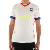 Cadenza - Maillot foot Thailande F14 Blanc Couleur - Blanc, Taille - L