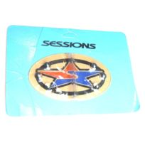 Sessions - Déco de Board Board Decoration Tan Black