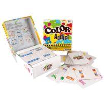 France Cartes - Jeu de cartes Color' Addict