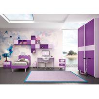 Chambre Enfant Rose violet - Achat Chambre Enfant Rose violet pas ...