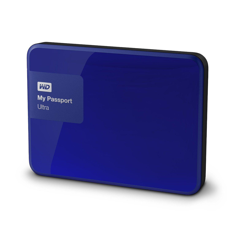 MY PASSPORT ULTRA 3 To - Bleu