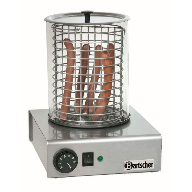 Bartscher Appareil hot-dogs