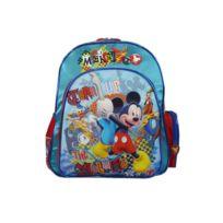 Mickey Et Ses Amis - Sac à dos Mickey Turn up 40 Cm Haut De Gamme