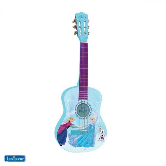 Lexibook Guitare acoustique La Reine des Neiges
