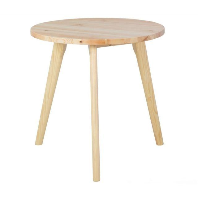 decoshop26 petite table d 39 appoint design table de chevet. Black Bedroom Furniture Sets. Home Design Ideas