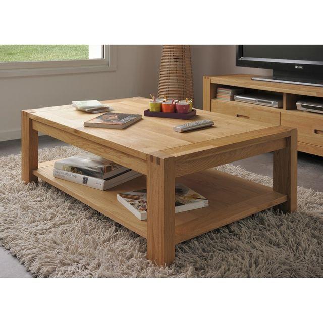 Rocambolesk ethan table basse