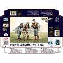 Master Box - Masterbox 1:32 - Pilots Of Luftwaffe, Wwii Era - Mas3202