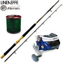 Lineaeffe - Ensemble Electrique De Peche Grand Fond Fishing Ferrari
