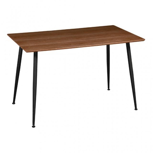 Zoli99 Blackus table à manger rectangulaire