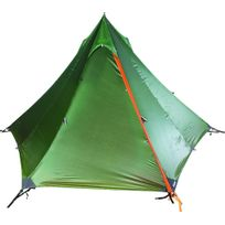 Nigor - WickiUp 3 - Tente - with Full Size Room vert