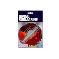 4M - Kidz Labs - Expérience Science Card : Sous-marin
