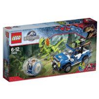 Lego - Jurassic World 75916 l'Embuscade du Dilophosaure