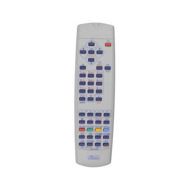 Télécommande de remplacement pour SABA L22V884