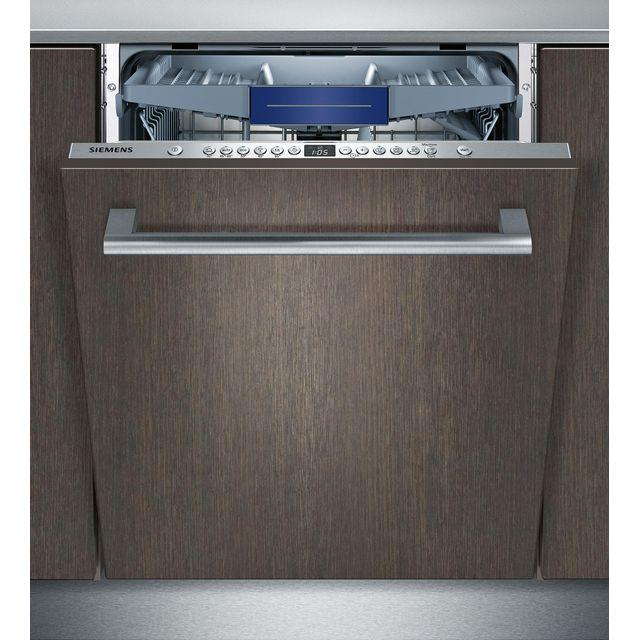 SIEMENS Lave-vaisselle tout intégrable SN636X01KE