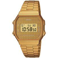 Casio - Montre homme o? femme Reloj Digital Chapado A168WG-9BWEF