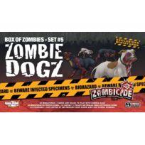Guillotine Games - Jeux de société - Zombicide - Zombie Dogz