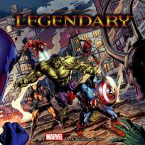 Guillotine Games - Jeux de société - Legendary : A Marvel Deck Building Game