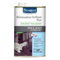 STARWAX - Rénovateur brillant Longue durée - 1L - 292