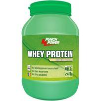 Punch Power - Whey Protein saveur vanille - Boisson hyperprotidique