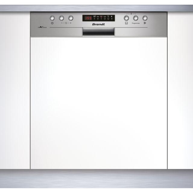 Brandt Lave vaisselle intégrable VH15X