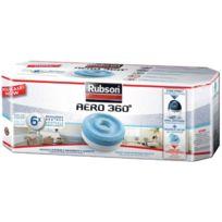 Rubson - Recharge power tab pour absorbeur d'humidité x 6