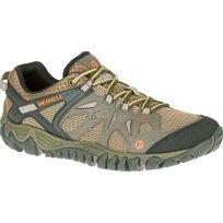 Merrell - All Out Blaze Aero Sport - Chaussures - beige/olive