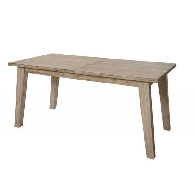 Meubles Europeens Table rustique