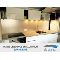 Alucouleur - Credence Anodis? Bross? - Taille : 60cm x 70 cm - Alimentaire ep 1.5 mm