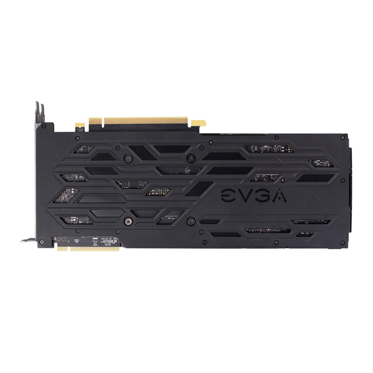 Carte graphique Geforce RTX 2080 Ti Black Edition Gaming 11 Go EVGA