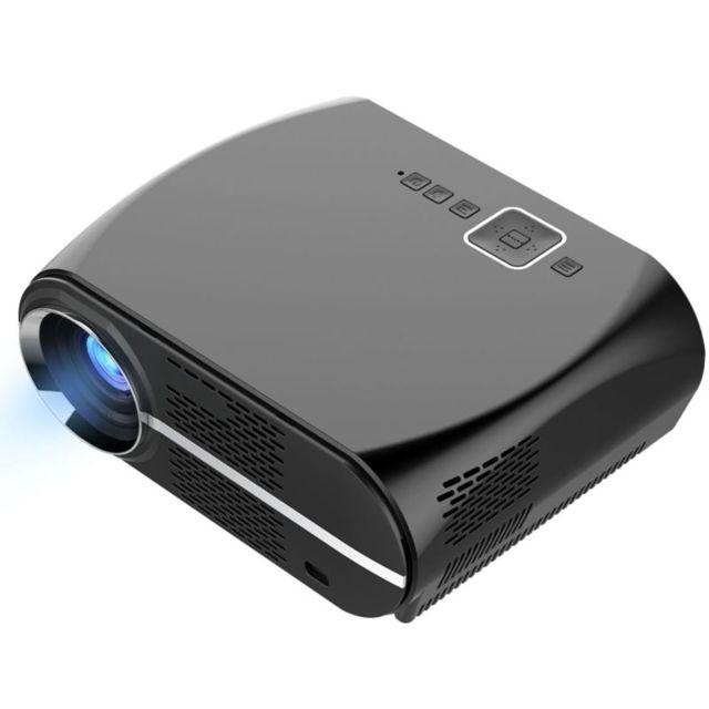 Yonis Vidéoprojecteur Led Hd 1080p Home Cinéma 3200 Lumens 170W Hdmi Usb