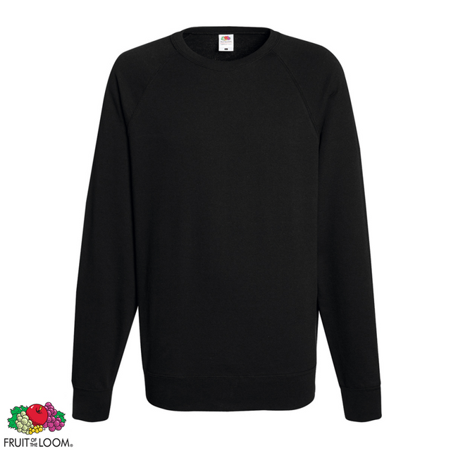 Xxl The Of Noir Fruit Sweat Shirt Du Ras Cou Loom Pas Homme Col nPwB5x6Ow