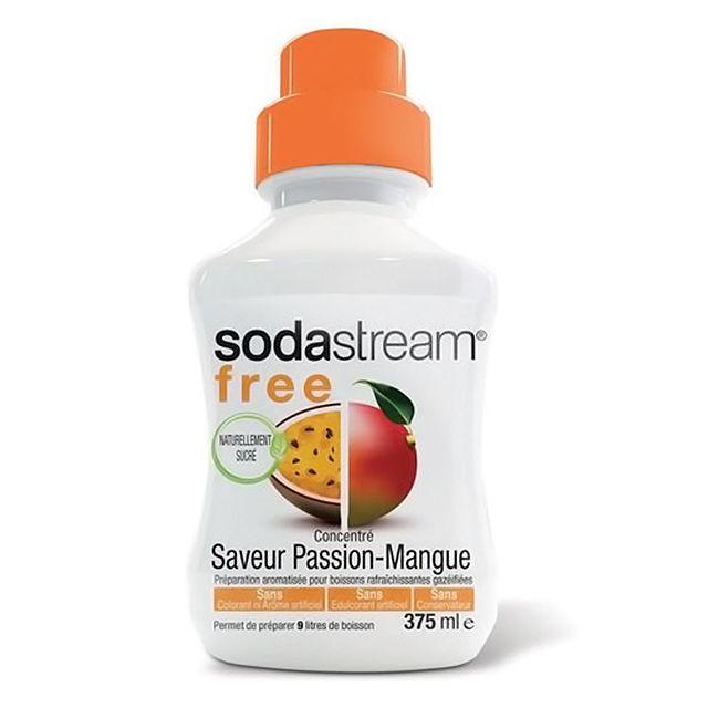 Sodastream sirop pour machine gaz ifier concentre - Sirop sodastream pas cher ...