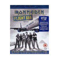 Emi Music France - Iron Maiden - Flight 666 - The Film Blu-ray
