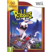 Ubi Soft - Lapins Crétins : La Grosse Aventure - Wii