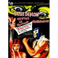 Bach Films - Blue Demon contre le pouvoir satanique