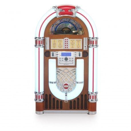 ricatech rr3100 pas cher achat vente jukebox rueducommerce. Black Bedroom Furniture Sets. Home Design Ideas