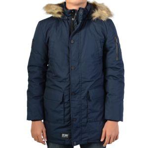 redskins blouson junior vancouver navy bleu 16 pas cher achat vente manteau enfant. Black Bedroom Furniture Sets. Home Design Ideas