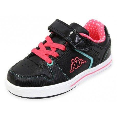 Kappa - Reggia J 4EV V Inf - Chaussures Bébé Fille - pas cher Achat   Vente  Chaussures, chaussons - RueDuCommerce 7d4e30f2bba6