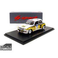 Spark - 1/43 - Renault R5 Turbo - Winner Tour De France 1984 - S3863