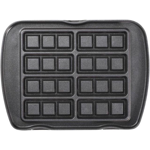 LAGRANGE paire de plaques pour 8 mini-gaufres pour gaufrier premium - 010622