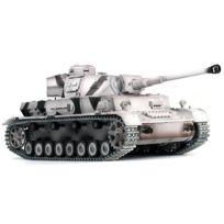 TORRO - Char 1/16 Panzer IV Wintergray BB sons et fumées