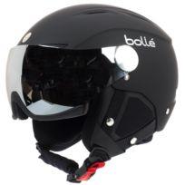 BollÉ - Casque de ski Bolle Backline nr/argt 2 ecrans Noir 15636
